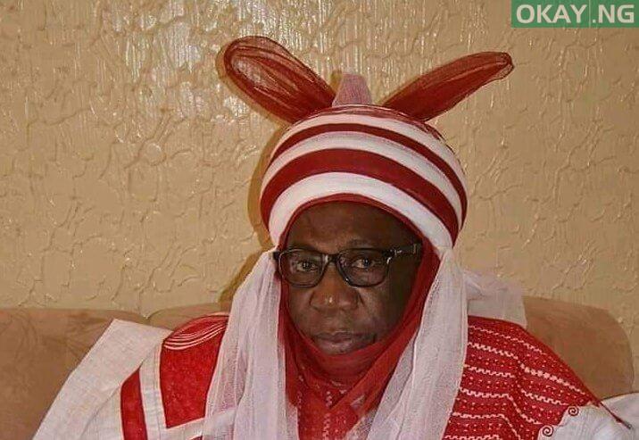 Daura district head Musa Umar