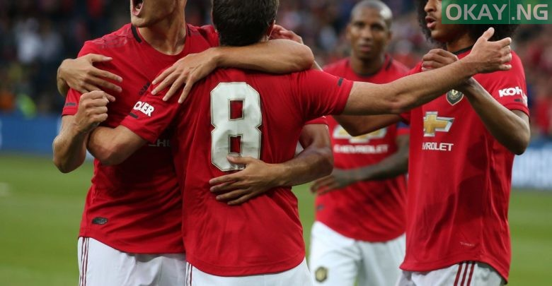 Photo of Manchester United beat Kristiansund 1-0  to win a pre-season match