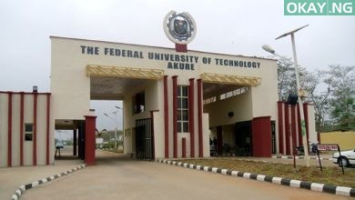 Federal University of Technology, Akure (FUTA)