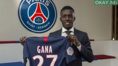 Idrissa Gueye joins PSG