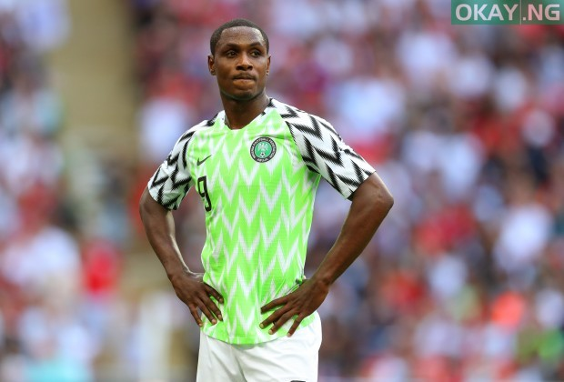 Photo of Ighalo hints at return to Super Eagles
