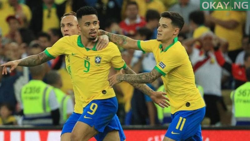 Jesus Brazil Okay ng - Brazil win 2019 Copa America