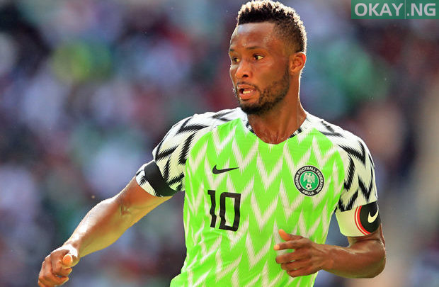 Photo of Super Eagles captain Mikel Obi retires from International football