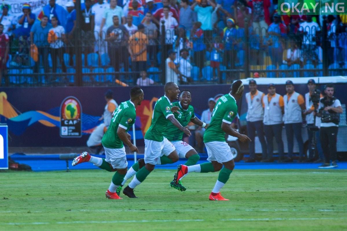 Madagascar AFCON Okay ng - AFCON 2019: Madagascar beat DR Congo to qualify for quarter-finals