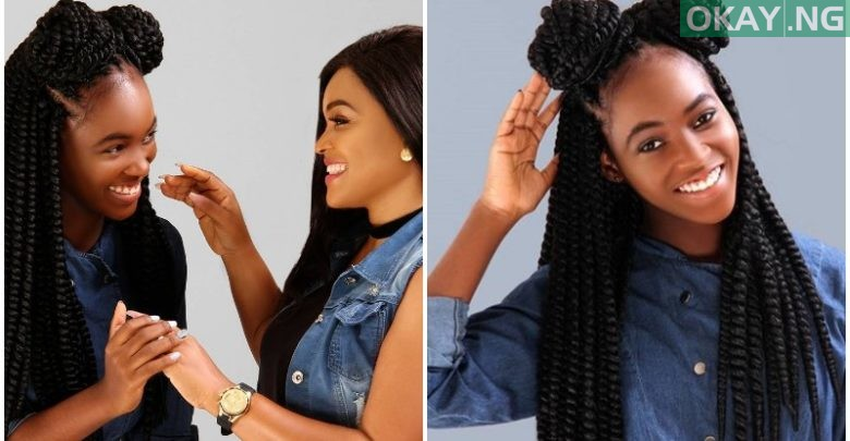 Photo of Mercy Aigbe showers praises on daughter as she turns 18