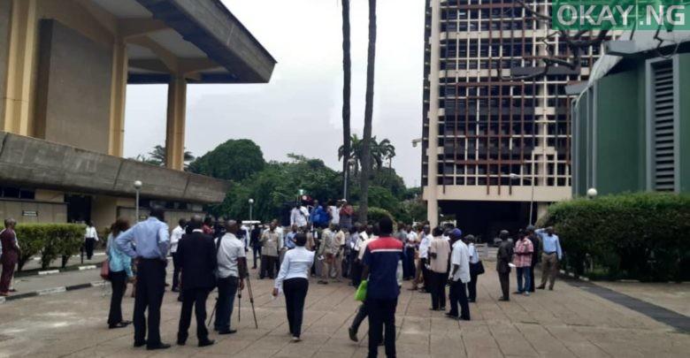 Photo of SSANU, NASU begin nationwide protest, strike [Photos]