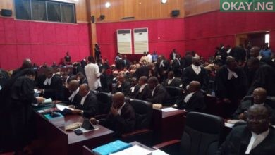 Presidential election tribunal Okay ng 390x220 - Tribunal asks INEC to produce electoral documents requested by PDP