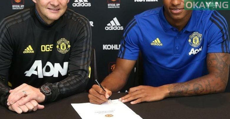 Photo of Rashford renews Manchester United contract
