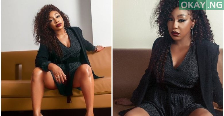 Photo of Rita Dominic stuns in new pictures as she celebrates her 44th birthday