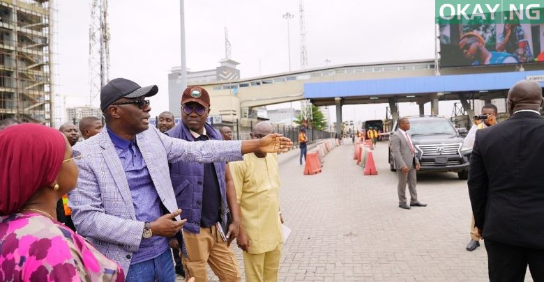 Photo of Sanwo-Olu removes toll fees for motorists along Lekki axis
