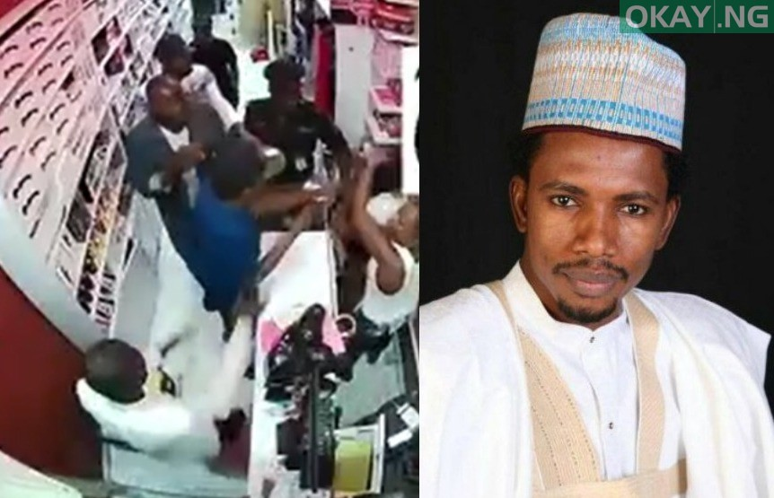 Photo of Senator Elisha Abbo assaults woman in Abuja, causes outrage on social media [Video]