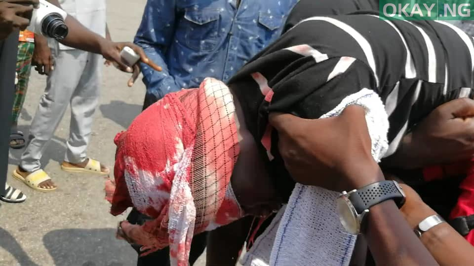 Shiittes Okay ng - Shiites members storm National Assembly, protest turns violent