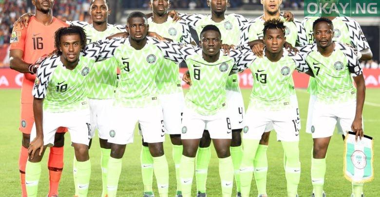 Photo of AFCON: Nigeria starting line-up against Algeria