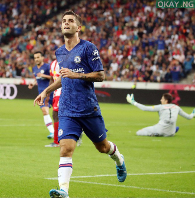 Photo of Chelsea beat RB Salzburg 5-3 to win a pre-season match