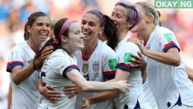 USA Women Okay ng 390x220 - USA win 2019 FIFA Women's World Cup