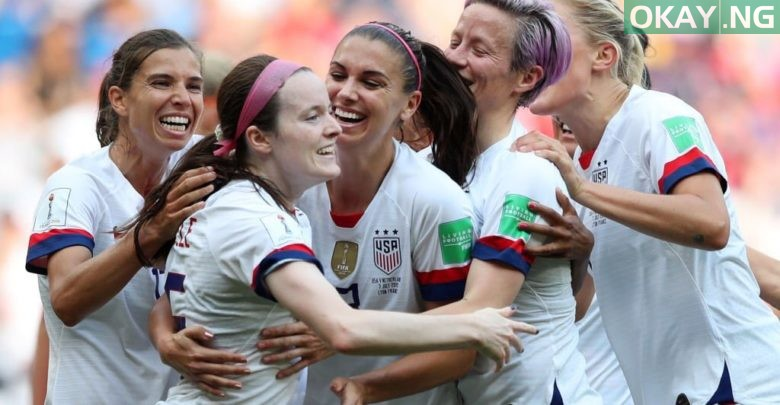 Photo of USA win 2019 FIFA Women's World Cup