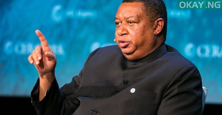 Photo of Mohammed Barkindo re-elected as OPEC Secretary-General