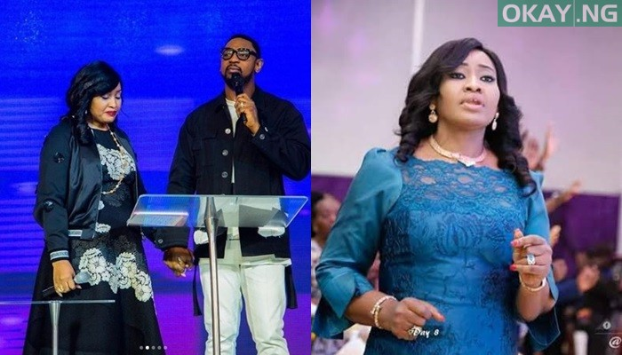 Photo of I'm not your friend if you don't celebrate my husband, Pastor Biodun Fatoyinbo – Wife reveals