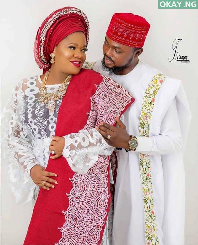 67170654 138169894069096 537907995572841269 n - Toyin Abraham's wedding pictures with Kolawole Ajeyemi surfaces