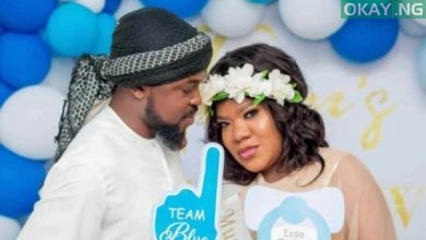 67571070 372868743605951 724835022420489111 n 390x220 - Toyin Abraham gives birth to a baby boy