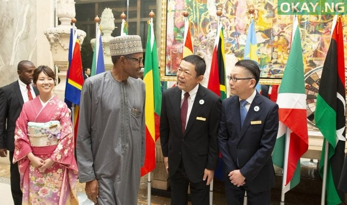 Photo of IPOB didn't protest against Buhari in Japan — Presidency
