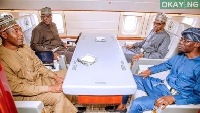 Buhari governos Japan Okay ng 1 390x220 - Buhari tags along three governors on trip to Japan [Photos]