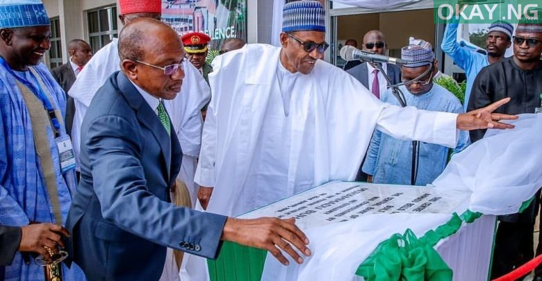 Photo of In Pictures: Buhari's visit to Ahmadu Bello University, Zaria