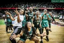 D Tigress Nigeria Okay ng 1 220x150 - 2019 Women's Afrobasket: Nigeria's D'Tigress clinch third title in a row