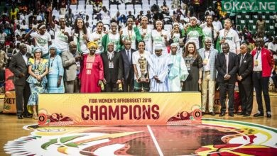 D'Tigress are champions of Africa for the fourth time