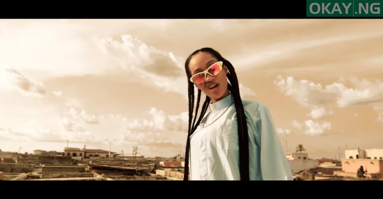 Photo of Di'Ja drops video for 'Wuta'