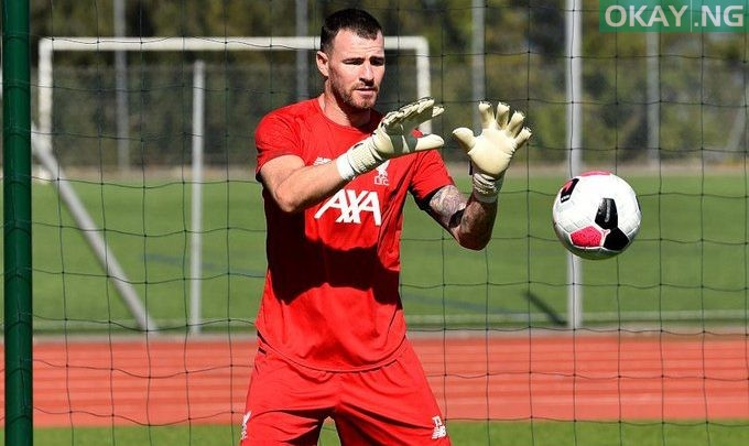 Photo of Alisson injury forces Liverpool to sign a 35-year-old goalkeeper