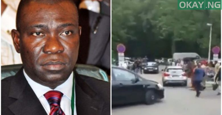 Photo of Ekweremadu's attackers will be prosecuted in accordance to German Law — Embassy