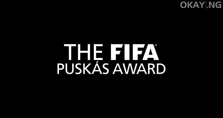 Photo of FIFA unveils 10 candidates for Puskás Award 2019 [See Names]