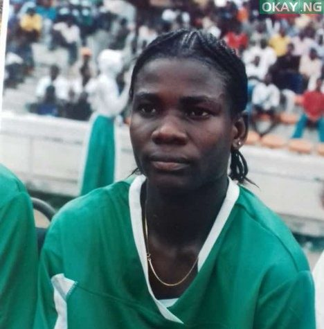 Photo of Former Super Falcons player, Ifeanyi Chiejine is dead