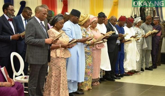Photo of Sanwo-Olu assigns portfolios to cabinet members