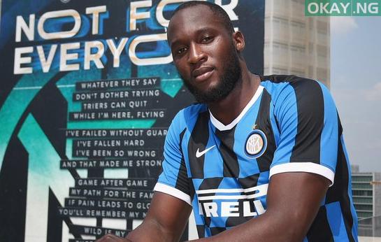 Romelu Lukaku joins Inter Milan