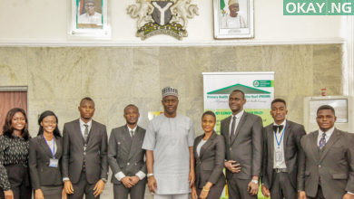 Makinde Law Students Okay ng 390x220 - Makinde approves N500,000 each to 120 Oyo Law School students