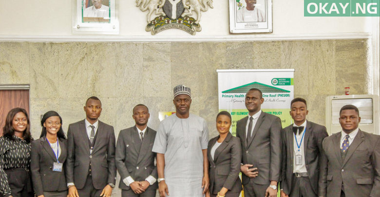 Photo of Makinde approves N500,000 each to 120 Oyo Law School students