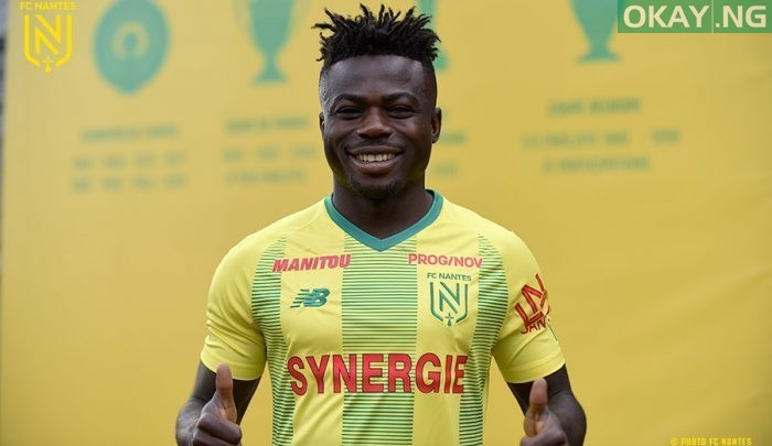 Photo of Super Eagles forward Moses Simon joins Nantes on loan
