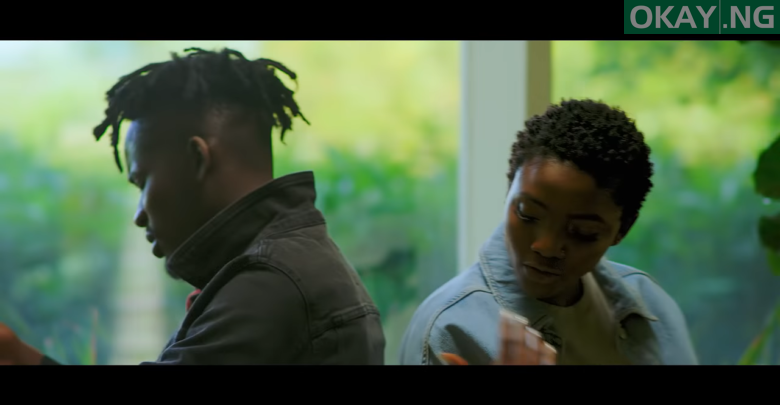Photo of Mr Eazi drops video for 'Doyin' featuring Simi