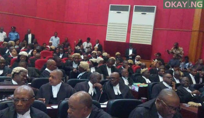 Photo of INEC Server: Presidential election tribunal rules on Atiku's petition