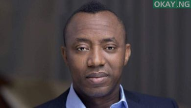 Photo of Sowore's supporters threatening our personnel — DSS