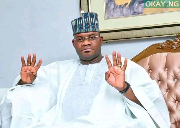 Photo of Appeal court affirms Yahaya Bello as Kogi governor