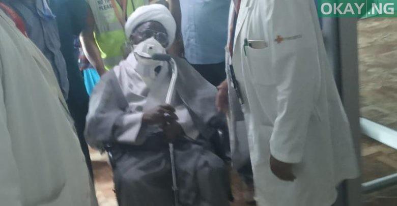 Photo of Nigerian government says El-Zakzaky tried to seek asylum in India