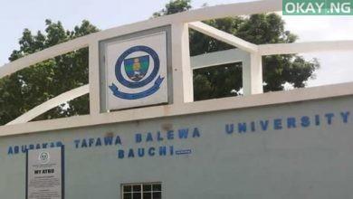 Abubakar Tafawa Balewa University (ATBU) Bauchi