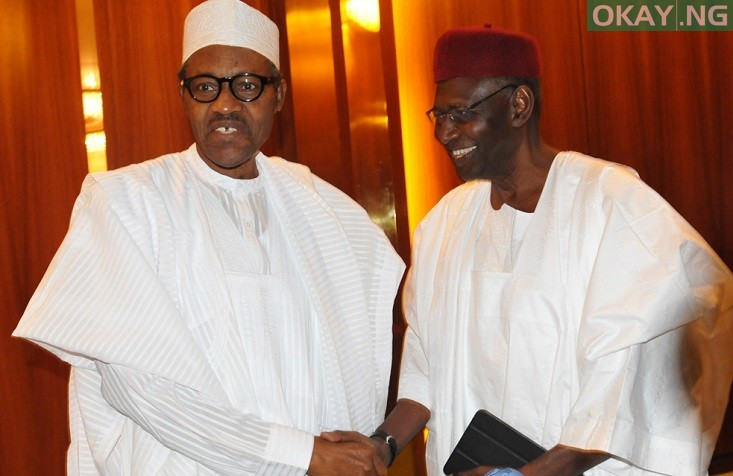 Photo of READ: Buhari pens tribute to Abba Kyari