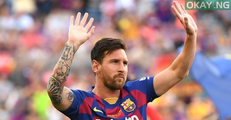 Photo of Messi ruled out of friday's La Liga opener against Athletic Bilbao