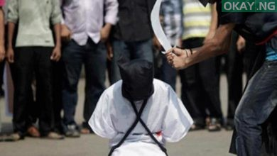 saudi execution okay ng 390x220 - Full list of 23 Nigerians on death row in Saudi [See Names]