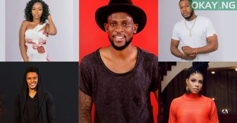 Photo of BBNaija: Khafi, Frodd, Elozonam, Omashola & Venita nominated for eviction