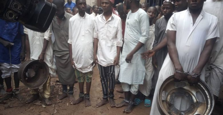 Photo of Kaduna: Police uncover house with 300 chained persons (Photos)